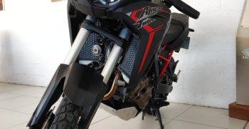 AFRICA TWIN 2020 CRF1100 MATT BLACK 4